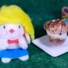 【ザクザク チョコレートパフェ】ローソン 12月26日(木)新発売、コンビニ スイーツ 食べてみた!【感想】