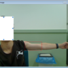 RGBカメラ画像処理による関節角度推定