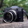 『UV TOPCOR 35mm F3.5』試写