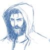 前回の反省をもとに「おっさんパーカー」のイラストを描きました。そしてぼくのルーツを語ります。