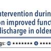 ACPJC:治療 高齢の急性期入院患者では、運動介入が退院時の認知機能と身体機能を改善する