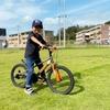 「かっこいい~!」自転車が身近なのは子どもの方