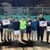 レニックステニススクール卒業式!