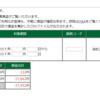 本日の株式トレード報告R1,12,04