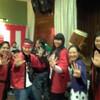 gimnacioと携帯購入と誕生日会と大使館訪問と日本人会館と語学授業と余興とエルアルト