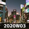 週報 2020W03