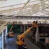 テント倉庫【最適な作業スペースをつくります】