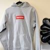 """【メンズファッション考察】名作Supreme回顧""""Boxlogo Hooded Sweatshirt"""" 2012FW"""