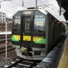週末プチ旅行記 〜新型気動車H100形と倶知安駅〜