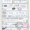 本日の使用切符:小田急電鉄 町田駅発行 町田→町田 出札補充券(乗車券・連絡乗車券・途中下車印収集)