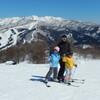 白鳥高原スキー2