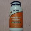 腸内フローラ強化 菌活サプリ nowプロバイオテック サプリメントを買ってみた Intestinal Flora Enhancement Plan I tried an amazing supplement.