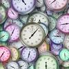 時間が重要でないことのために消えていく