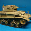 バルカン 1/35 Mk.6軽戦車C型 聖グロリアーナ仕様