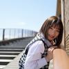 石川・富山美少女図鑑 撮影会! ─ 環水公園 2021年4月10日 NARUHAさん その45 ─
