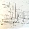 あなたにもできる!ガーデンデザイン、ランドスケープデザインを自分でやってみよう 3【とりあえず描く】
