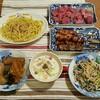 2016/10/28の夕食