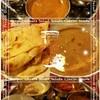 インドとタイのスパイス食べ比べ@サムラート(新宿)