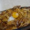 【朝日屋】焼きみそきしめんという食べ応えがあって濃厚なメニューが最高である