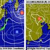 来週は25~26日・28日~1日にかけて南岸低気圧が通過予想!!再び東京は大雪になるのか!?