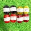 平成最後にユザワヤでエコアンダリヤいっぱい購入!令和の編みはじめはがま口バッグを作ります(^o^)!