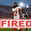 【NFL問題児】RBカリーム・ハントがチーフスから解雇処分