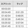 【速報】湘南国際マラソン完走はしました。