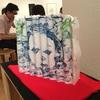展示が終了。そしてまた別の場所ではじまり。京橋のギャラリーT-BOXにて
