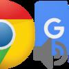 Chromeを使ってGoogle翻訳音声ファイルを取得する方法