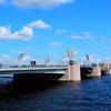 【ロシア】ユーリ聖地巡礼の旅15(トゥチコフ・モスト(橋))