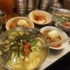 韓国の南大門 カルグクス横丁!韓国で安くて美味しいカルグクスを食べる!