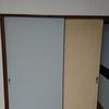 【戸建 DIY】ふすまイメチェン~SALE壁紙 使用~