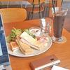 【上本町 タロコーヒー】 パークサイドカフェでモーニング