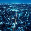 東京の屋上から・キャロットタワー