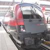 ミュンヘンからウィーンへ  QBB railjet