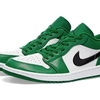 【国内2月29日発売】NIKE AIR JORDAN 1 LOW PINE GREEN ナイキ エアジョーダン1ロー パイングリーン 553558-301