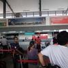 4日目:フィジーエアウェイズ FJ210 ヌクアロファ〜ナンディ ビジネス