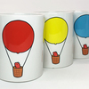 「#GIFの伊豆見 えびのききゅうマグカップ」入荷のお知らせ
