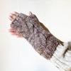 アルパカの毛100%の暖かグッズが出来上がりました。ハンドウォーマー