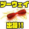 【RAID JAPAN】前回即完のサイト専用ワーム「ツーウェイ」通販サイト入荷!