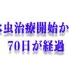 「70日目」水虫治療体験記〜症状が治った今でも続けている大事なポイントは?〜
