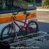 The Bus と 自転車・・・1枚の写真から