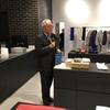 IKEUCHI ORGANIC FUKUOKAストア ギャラリートーク&新年会に参加しました