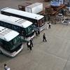 【にっぽん丸 2015】観光バスで松山港からしまなみ海道へ[2日目-6]