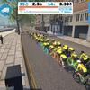 ZWIFTmeetupワークアウト練習会(最終回)・日曜JETT Endurance Ride100km