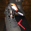 "NIKE AIR JORDAN 6 RETRO ""BLACK/INFRARED"" 384664 060"