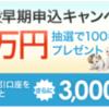 NISA(ニーサ)キャンペーン情報6(マネックス証券)