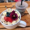 【ハワイ旅行】ハワイに来たらコレ!Island Vintage Coffee(アイランドヴィンテージコーヒー)のアサイーボウル♡【ワイキキ】