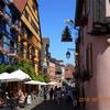 ヨーロッパ旅行記:フランス アルザスワイン街道沿いの美しい村とコウノトリ