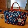 【ミシンで簡単】マチなしバッグの作り方。プレゼント・レッスンバッグ・夏休み自由研究にも♪ ③